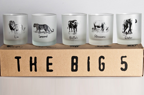 BIG 5 - WHISKY (FROSTED) image